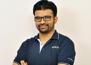 Shashank MD, co-founder, Practo