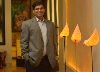 Rajesh Laddha, CFO, Piramal Enterprises