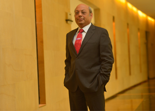 Vijay Shah, executive director and COO, Piramal Enterprises