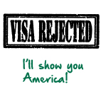 visa rejected