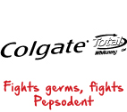 colgate fights germs