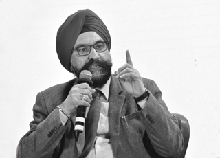 RS Sodhi, MD, GCMMF