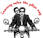 learning sales the pillion way