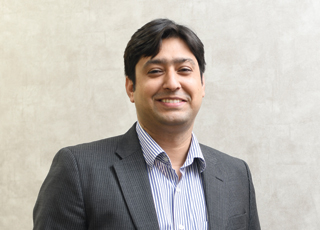 Sandeep Raina Associate director (research), Edelweiss