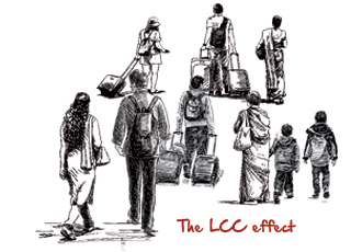 The LCC effect