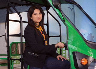 Sulajja Firodia Motwani Founder and CEO, Kinetic Green Energy & Power Solutions