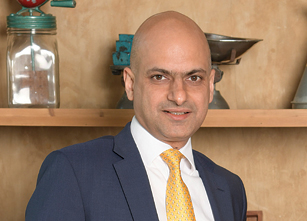 Anshu Kapoor Head, private wealth management, Edelweiss Financial Services
