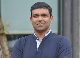 Karthik Reddy Co-founder, Blume Ventures