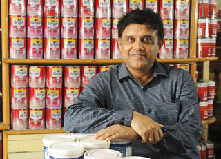 Abhijit Roy MD & CEO, Berger Paints