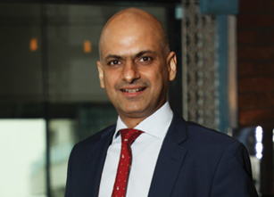 Anshu Kapoor, Edelweiss Financial Services