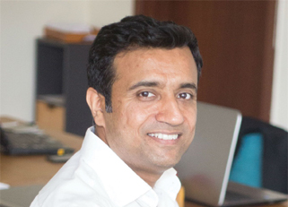 Gaurav Rastogi, Co-founder and CEO, Kuvera