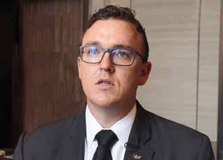 Dominic Volek Managing partner and head of Southeast Asia, Henley & Partners